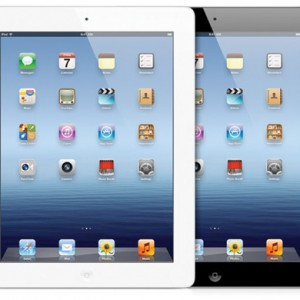 Новый Apple iPad 4 Retina