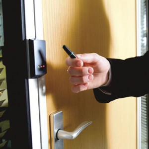 Контроль доступа для жилой квартиры!