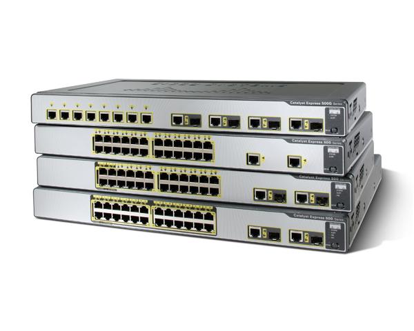 Коммутаторы третьего уровня Cisco Catalyst 3560