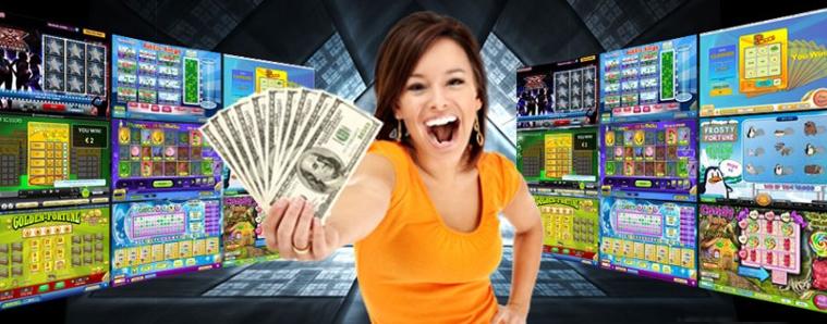 Играть бесплатно в онлайн игровые автоматы!